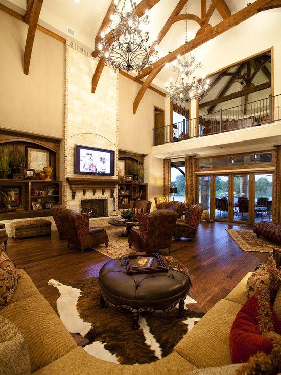 54 best WESTERN HOME DECOR images on Pinterest Haciendas, Rustic - western living room decor