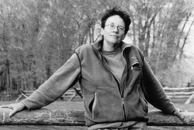 Annie Proulx MA 73, LLD 99 - The #Pulitzer-prize-winning author was enrolled in the doctoral program in history when Sir George Williams University and #Loyola College merged to become #Concordia. In 1999, she returned to Concordia to receive a honourary doctorate. #CU40 #CUalumni