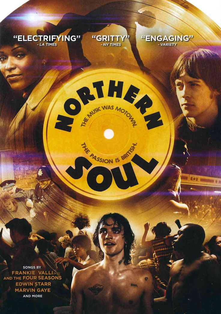 NORTHERN SOUL, the directorial debut of photographer Elaine Constantine, focuses on teens John (Elliot James Langridge) and Matt (Josh Whitehouse) as they become enamored with the titular movement in