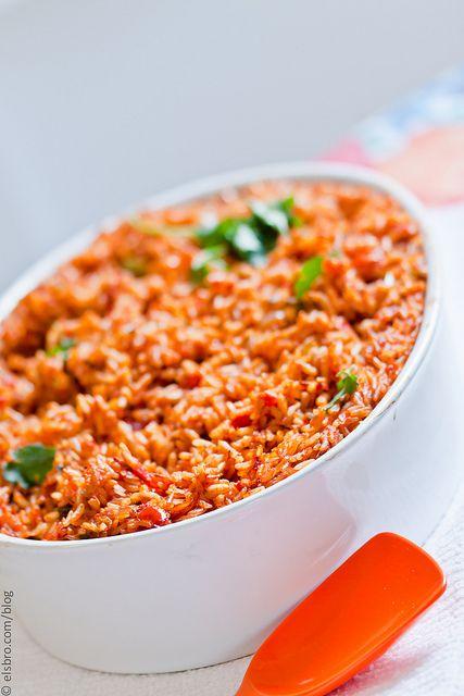 Baked Jollof Rice by Elsbro
