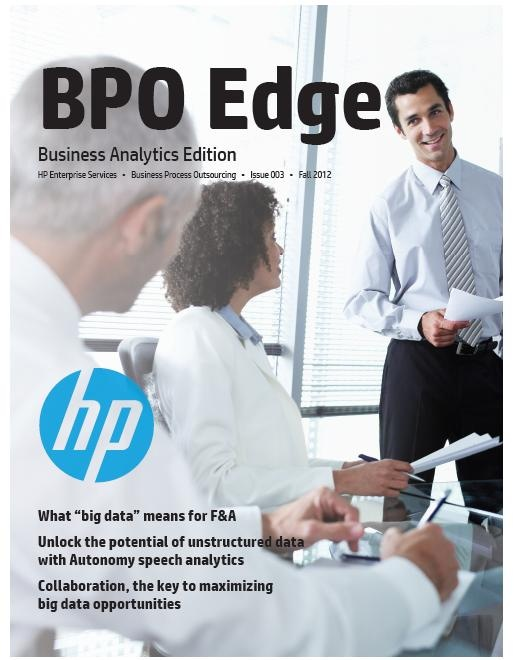 Business Analytics is the key to your BPO edge
