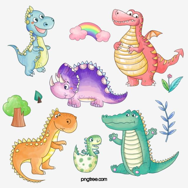Hand Drawn Watercolor Cartoon Dinosaur Dinosaur Clipart Cartoon Lovely Png Transparent Clipart Image And Psd File For Free Download In 2021 Cartoon Dinosaur How To Draw Hands Cartoon Clip Art