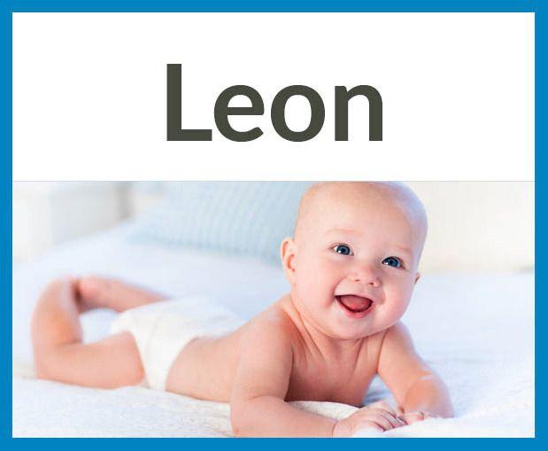 Die schönsten Vornamen mit vier Buchstaben Herkunft: Spanisch, Bedeutung: der Löwe