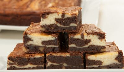 Santa Fe Brownies- reputedly the best cream cheese brownies to be had.  Go to http://pastrieslikeapro.com/2013/07/santa-fe-brownies/