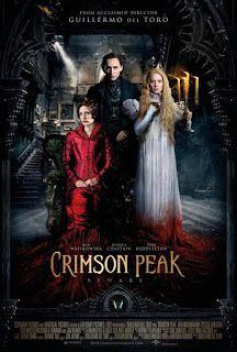 La cumbre escarlata  #cine #películas #opinión #blog #Lacumbreescarla #CrimsonPeak #TomHiddleston