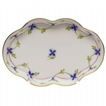 Herend Small Scalloped Tray