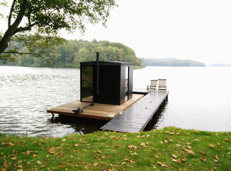 Floating structures is a place which people can go and relax in there peacefully.