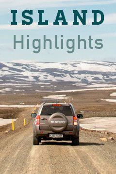 Island Tipps & Highlights für deinen Roadtrip