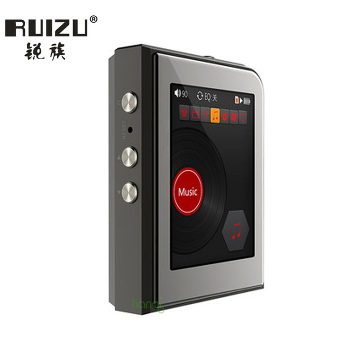 66.99$  Watch now - http://aliuae.shopchina.info/1/go.php?t=32814773291 - New Original RUIZU A50 HD Lossless Mini Sport MP3 Player With 2.5 Inch Screen Hifi MP3 Music Player Support 128G TF Card/DSD256  #shopstyle
