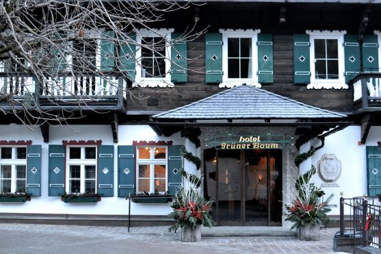 Finding Christmas Spirit at the Hotel Valley Grüner Dorf in the Austrian Alps - THE VOYAGETTE, a travel and lifestyle blog. #travel #wanderlust