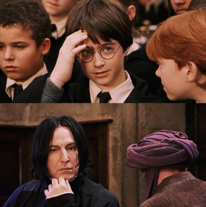 31 Itsy Bitsy Details You Probably Missed In Harry Potter Harry Potter Movies Voldemort Rowling Harry Potter