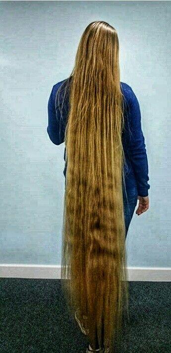 Wow! Very nice Long Hair!