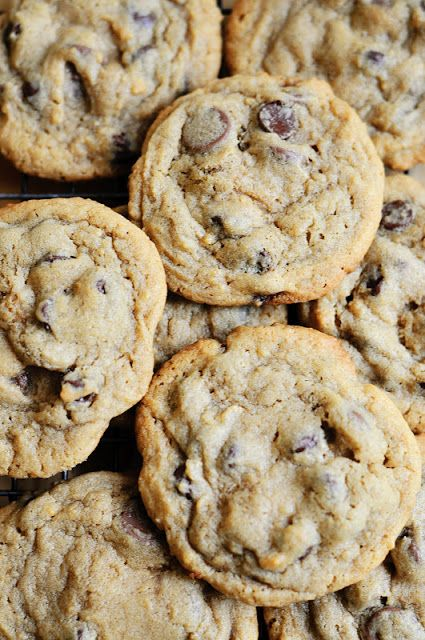 Barefoot and Baking: Vanilla Pudding Chocolate Chip Cookies I made these and we're told they were the best cc cookies ever