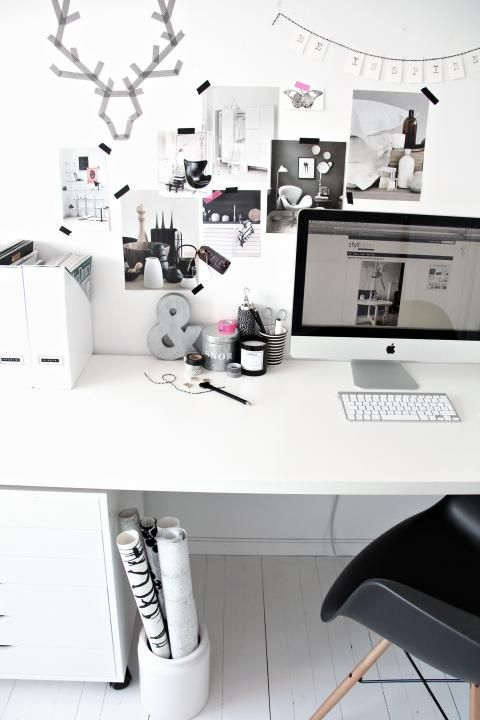 Workplace #design #interior #mac