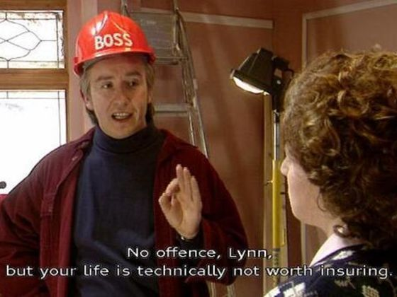 Which Alan Partridge Scene Sums Up Your Year?