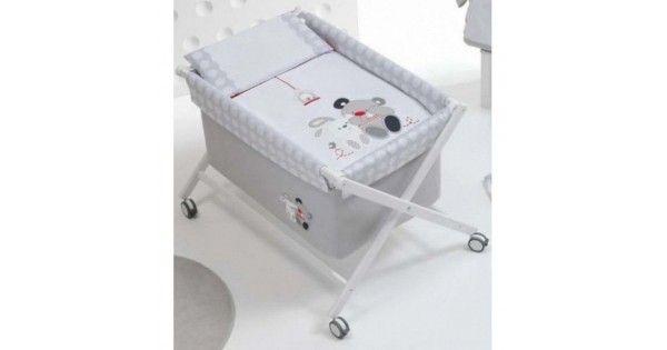 En Original Baby disponemos de todo tipo de minicunas baratas y de gran calidad, con diferentes diseños, materiales y características que se adaptan a tus necesidades. Sin duda las minicunas son un accesorio muy práctico durante los primeros meses del bebé, ya que se pueden desplazar cómodame