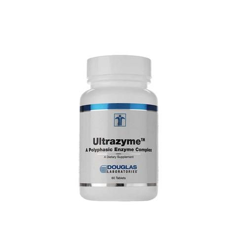 Ultrazyme est spécialement formulé à partir d'extrait de bile de bœuf, de pancréatines et d'enzymes...