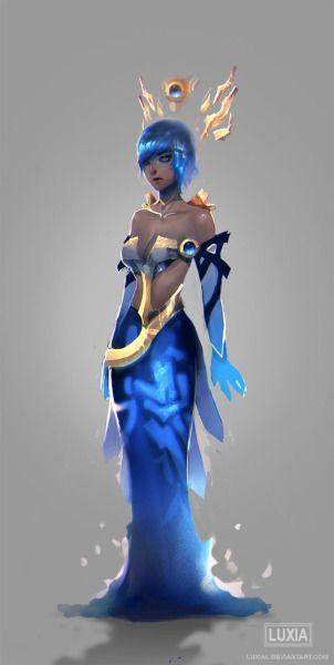 League of Legends Skin Concepts