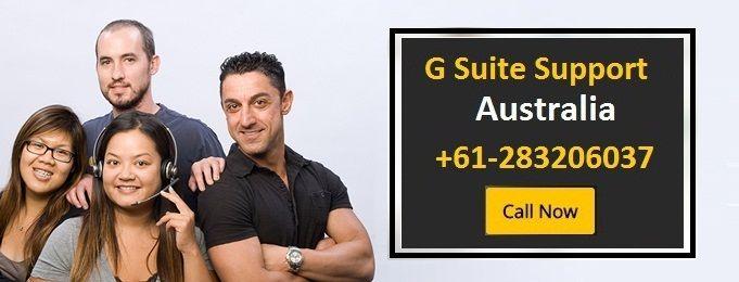 G Suite Support Customer Helpline +61-283206037