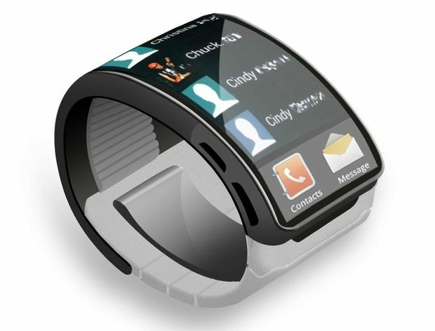 Samsung Smart Watch Concept Is Based On Recent Patent