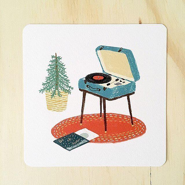 Merry Christmas Countdown / Vandaag tellen we af met, echt waar, een kerstkaart met soep! Én gratis download kerstboekje @carolineellerbeck Link in bio ~ Kerstkaart: Saskia Heijmans @saskiayda __________________________ #5daystochristmas On the blog christmascards & illustration @petitmonkeynl @psikhouvanjounl @drawnbyrebeccajones #soepstarter @dianavanewijk @liellustration @illu_ster @studiomoose_ @vlinderjemee_metmarieke @illu_ster __________________________ #illustration #christmasi...