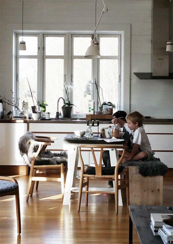 scandinavian kitchen 316 best Scandinavian INTERIORS images