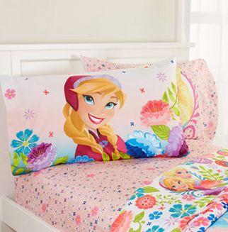 Frozen Sheets $19 & Frozen Comforter $32  (reg. $70)