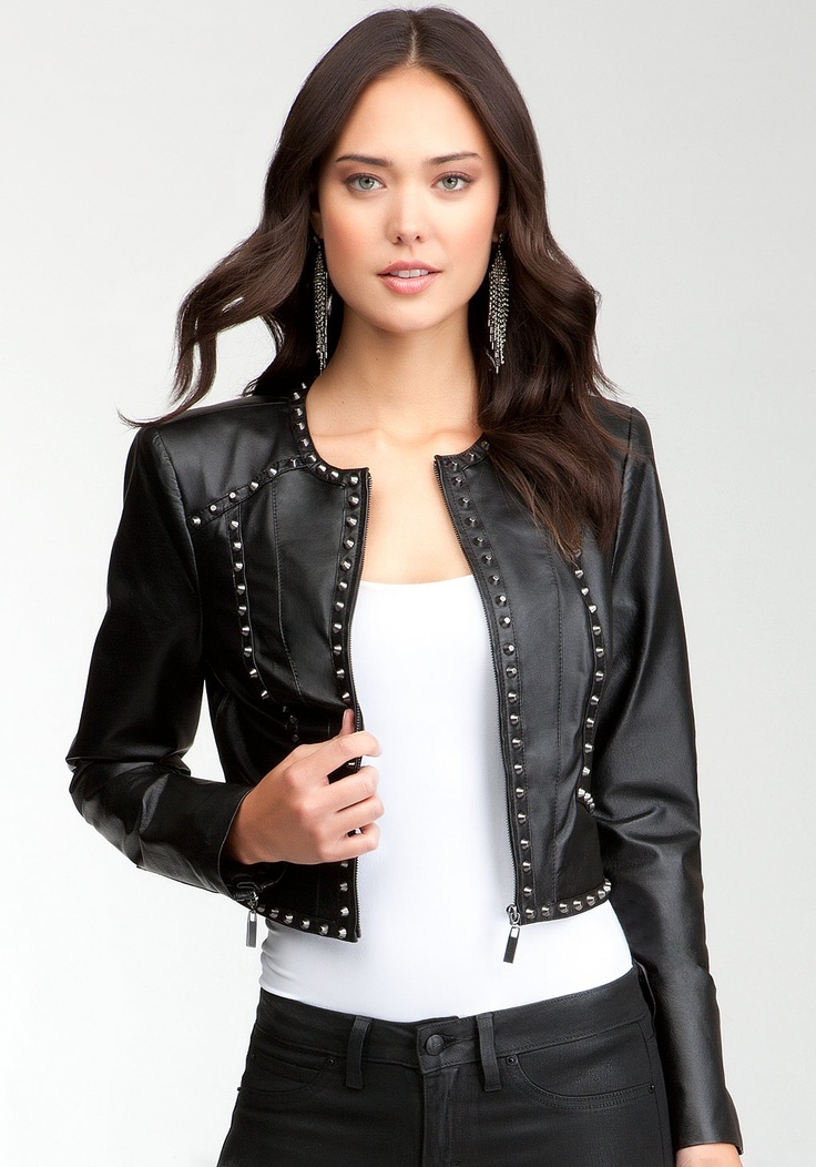 how to put studs on jacket