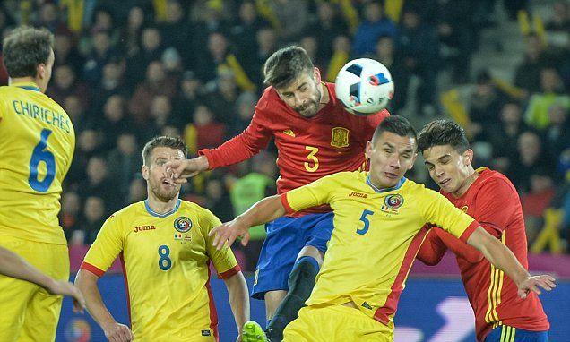 Romania 0 - 0 Spain - Fresh Highlights