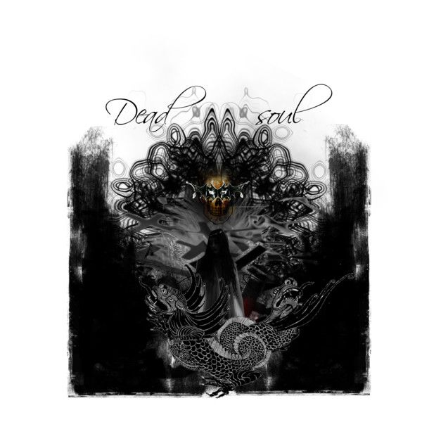 Dead soul by lolalu87 on Polyvore featuring polyvore and art