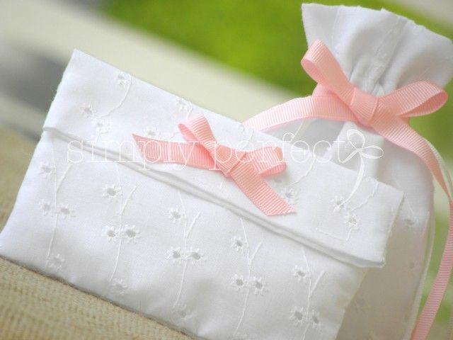 handmade christening favors