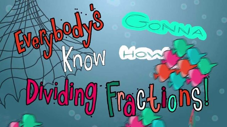 Flocabulary - Dividing Fractions - Keep, Change, Flip…LOVE Flocabulary videos!