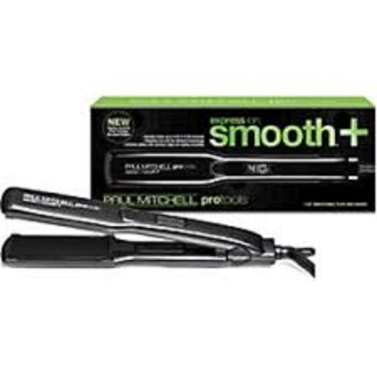 Straightening and Curling Irons: Paul Mitchell Express Ion Smooth +Flat Iron 1.25 -> BUY IT NOW ONLY: $98.99 on eBay!