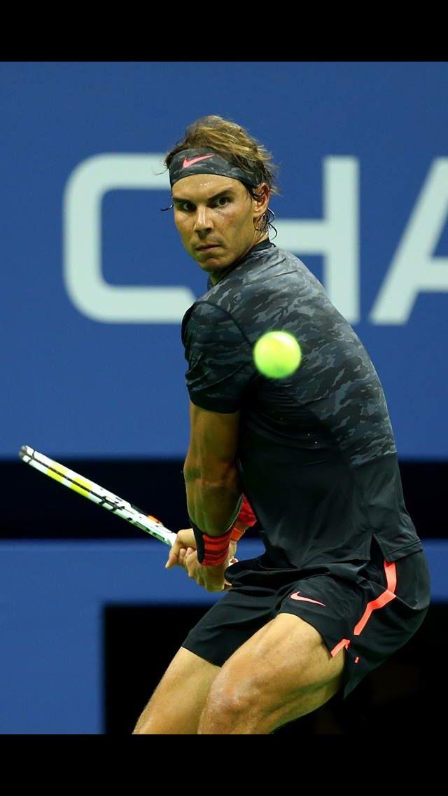 ♔pinterest:@bullcheng/tumblr:@bullcheung♚Rafael Nadal US Open 2015