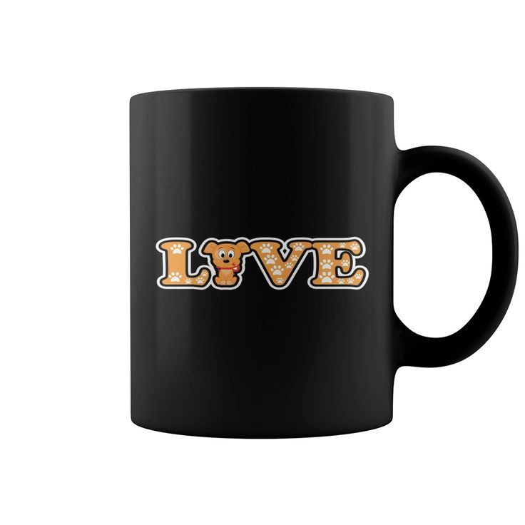 Love My Rescue Dog Coffee Mugs. T-Shirts, Hoodies, Tees, Clothing, Gifts, For Animal Rescues, Pet Adoptions, Volunteers, Dogs, Puppies, Cats, Kittens, Quotes, Sayings.