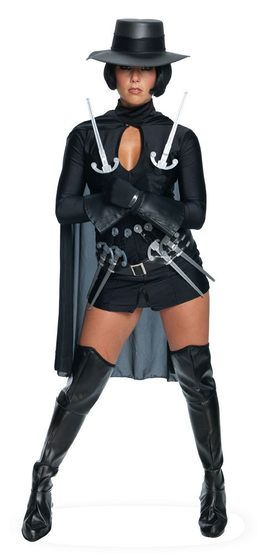 Sexy Womens V for Vendetta Costume
