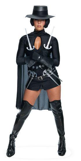 Sexy Womens V for Vendetta Costume