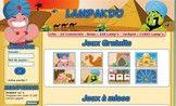 Lampakdo, site de jeux de grattage sur le thème de la lampe des génies pour gagner des cadeaux. #crocastuce #lampakdo #cadeaux