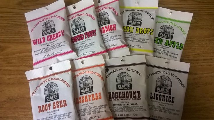 Claeys Old Fashioned Hard Candy Bags Choose Your Own Mix 24 Pack - Free Shipping