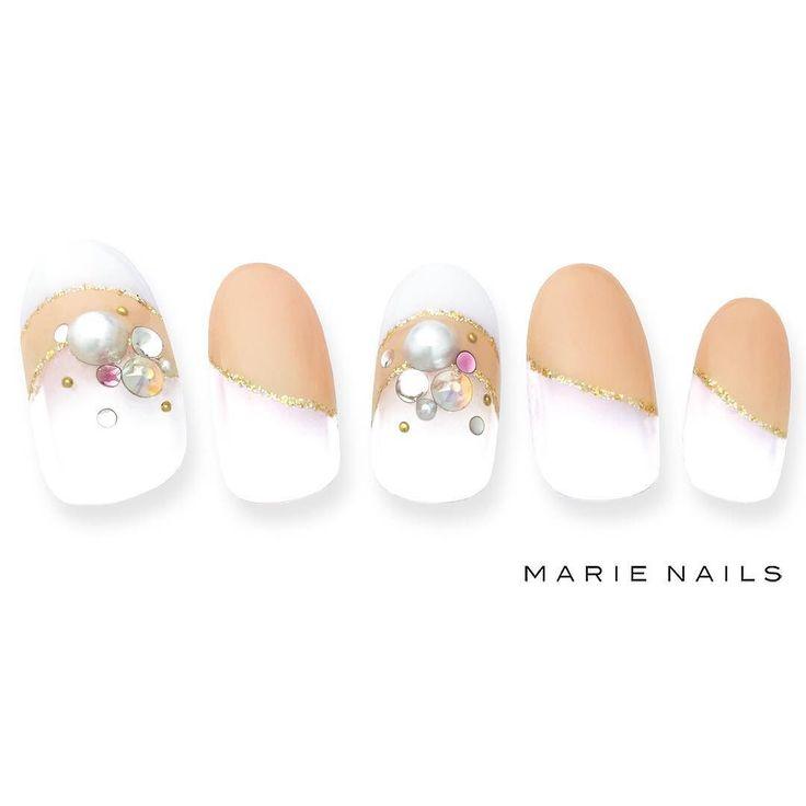 #マリーネイルズ #marienails #ネイルデザイン #かわいい #ネイル #kawaii #kyoto #ジェルネイル#trend #nail #toocute #pretty #nails #ファッション #naildesign #awsome #beautiful #nailart #tokyo #fashion #ootd #nailist #ネイリスト #ショートネイル #gelnails #instanails #marienails_hawaii #cool #french #ベージュ