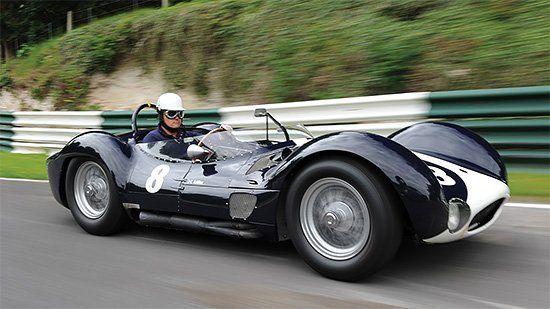 Classic Car: Maserati Tipo 61 Birdcage – Inspiration Grid   Design Inspiration #maseraticlassiccars