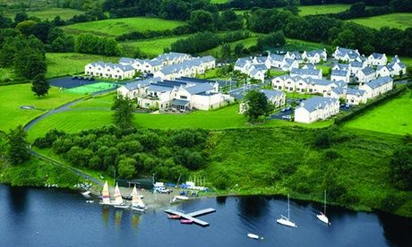 2017 UK to: Co. Wicklow: Up to 5-Night Stay for Up to Six with Access to Leisure Facilities and Late Check-Out at Avon Ri UK 2017 Deal:  for just: £119.00