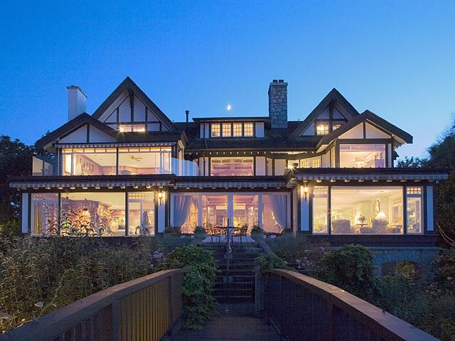 Victoria BC Real Estate in Uplands, Oak Bay on Beach Drive. #realestate #yyj #waterfront #westcoast