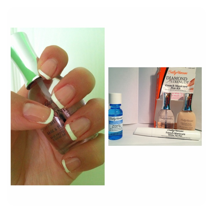 Best Gel Nails Set: Best At Home French Manicure Set! Looks And Feels Like I