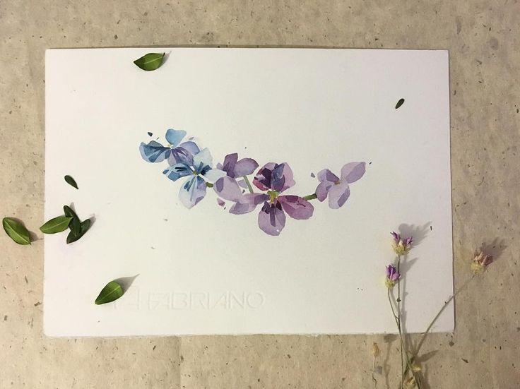 25+ best ideas about Violet flower tattoos on Pinterest ...