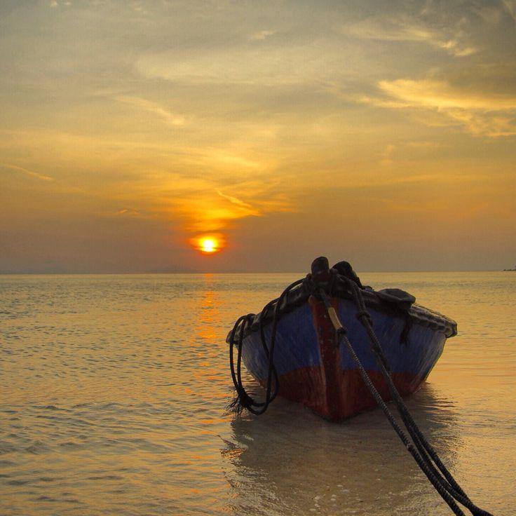 It's called beauty.  Photo taken at Lima Island, Anambas, Indonesia.  #kenalindonesia