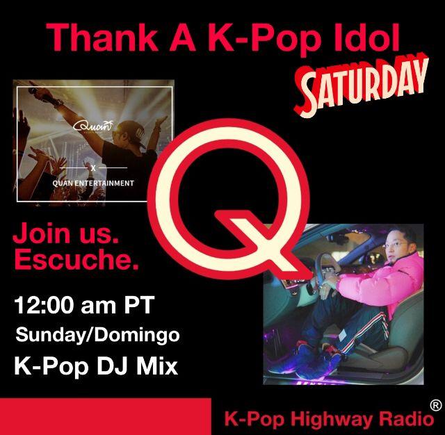 Join Us Thank A Kpop Idol In 2020 Kpop Radio Radio Kpop