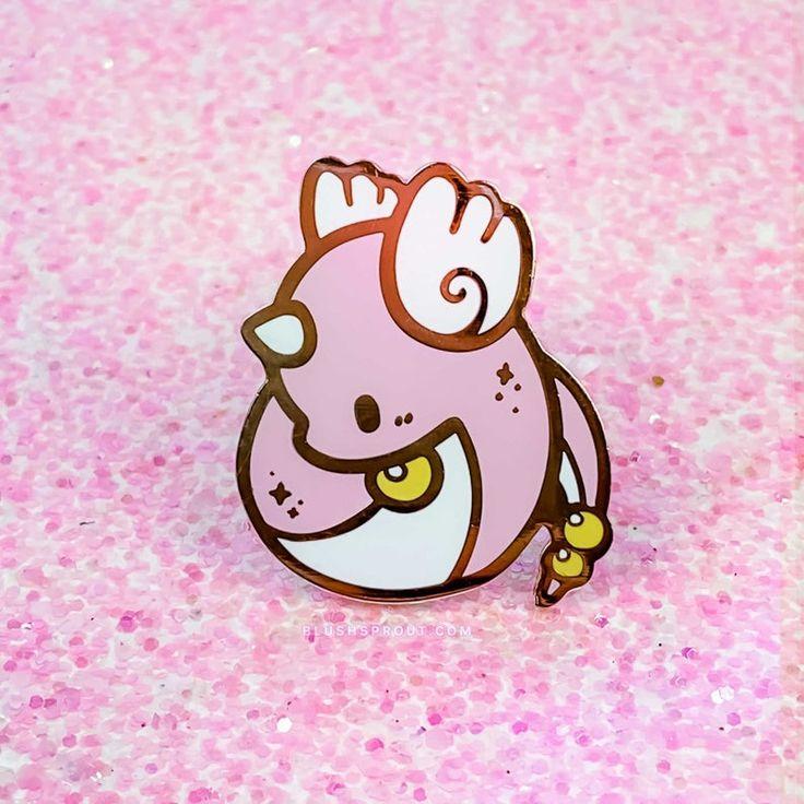 148 dragonair pin shiny pokemon cute kawaii anime monster