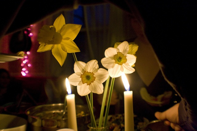 potluck flowers