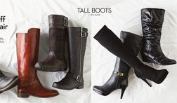 Tall Boots from Hudson's Bay $109.00